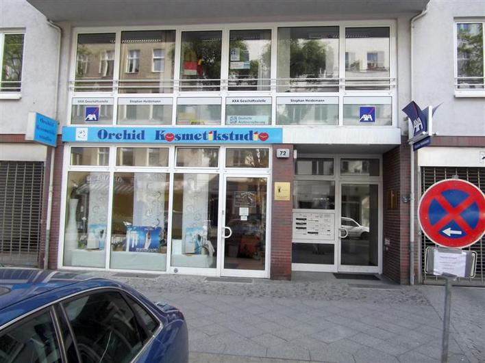 Stephan Heidemann - AXA Geschäftsstelle