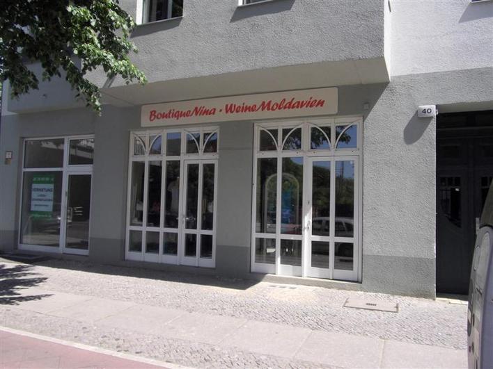 BoutiqueNina - WeineMoldavien