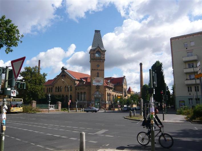 Parkhaus Kulturbrauerei