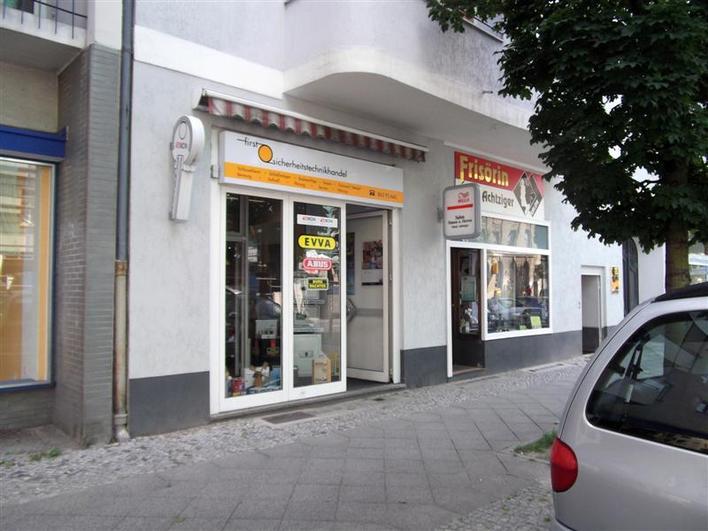 First Sicherheitstechnikhandel e.K.