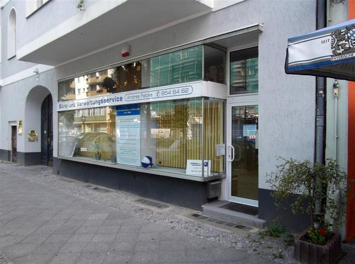 Büro- und Verwaltungsservice