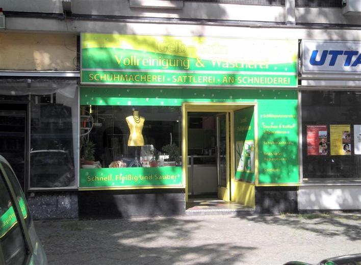 Jupol - Reinigung und Wäscherei - Wilmersdorf
