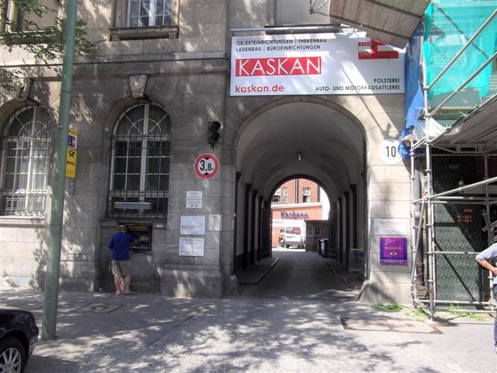 Kaskan Ladenbau und Objekteinrichtungs GmbH