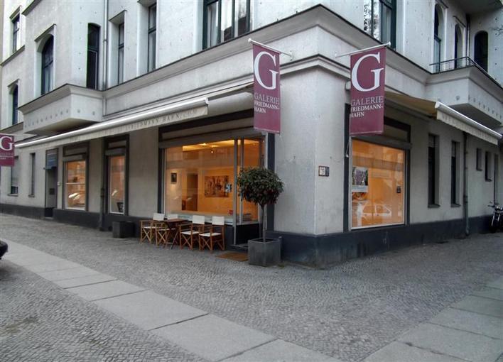 Galerie Friedmann-Hahn