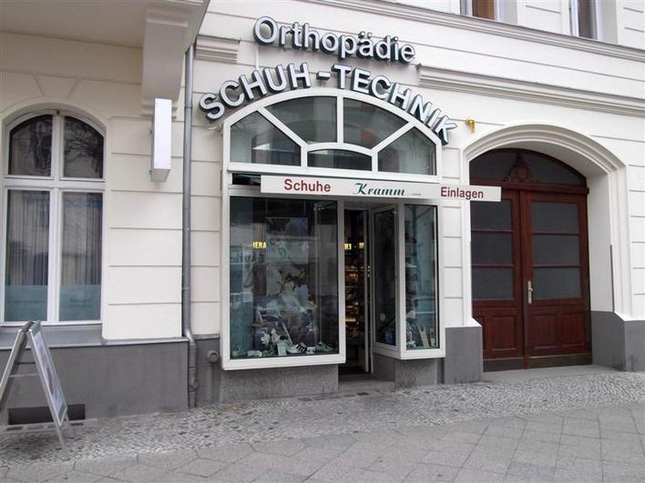 Orthopädie-Schumacher Stefan Kramm