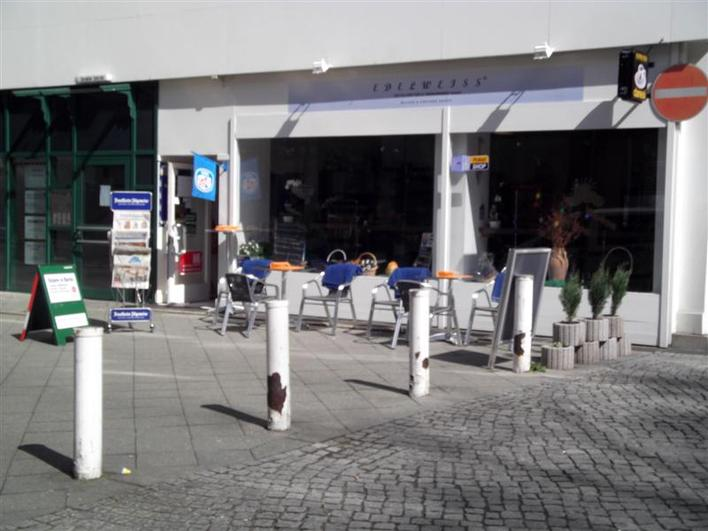 Edelweiss Zeitschriften & Tabakwaren GmbH
