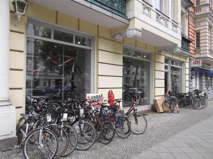 CONRAD Fahrräder & Extras