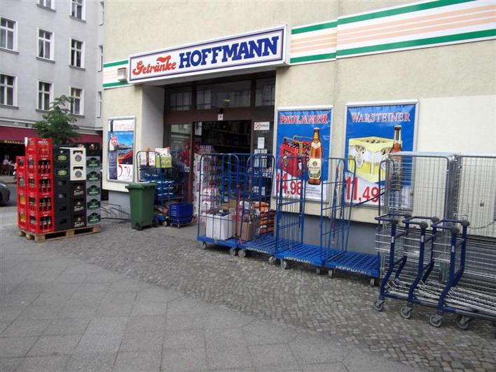Getränke Hoffmann - Schlüterstraße - Getränke in Berlin ...