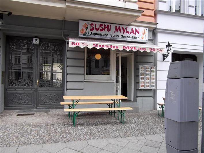 Sushi Mylan