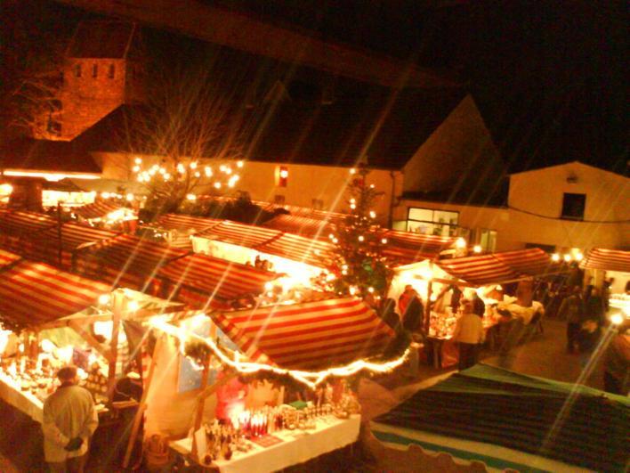 23. Weihnachtsmarkt auf Lehmanns Bauernhof