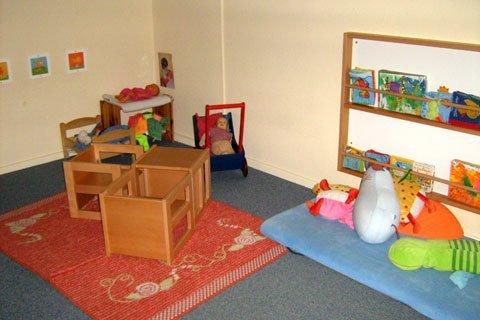 Kinderkrippe Regentropfenhaus