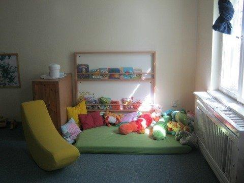 Kinderkrippe Raupenhaus