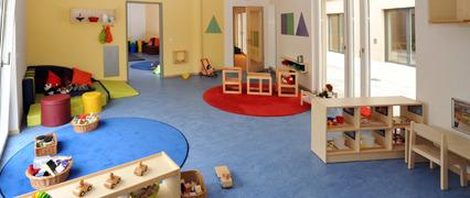 Kindergarten Seesterne