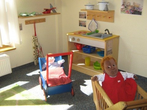 Kindergarten Tausendfüßler