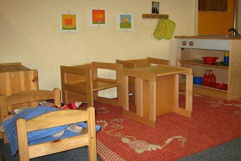 Kindergarten Sternschnuppenhaus