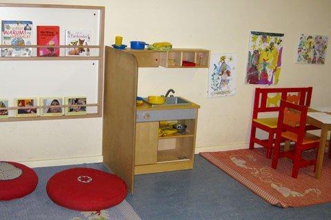 Kindergarten Sonnenstrahlenhaus
