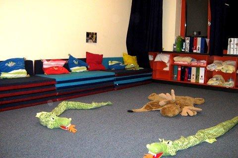 Kindergarten Salamander
