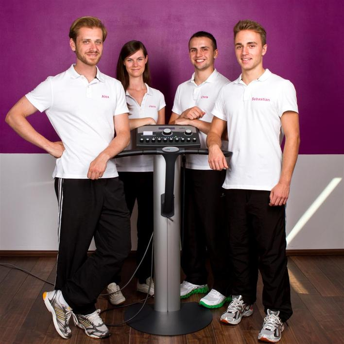 JustFit Exсlusive Club - EMS Fitness Studio in Mitte
