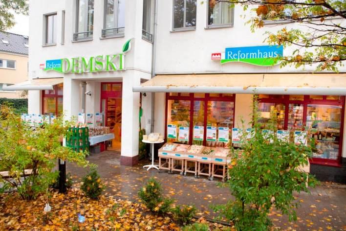 Reformhaus DEMSKI - Fischerhüttenstraße