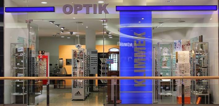 Optik Klimmek im Eastgate