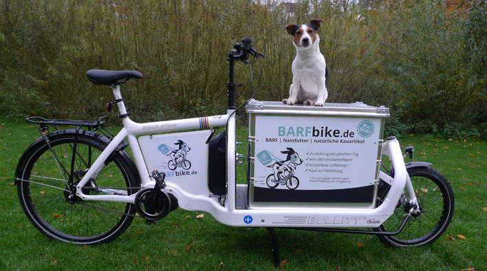 BARFbike BARF | Taggleicher Lieferservice