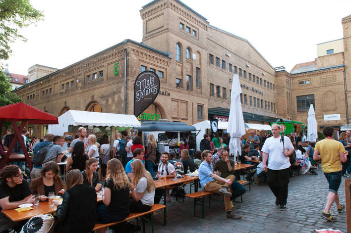 Handgemacht - Berlin | Craft Beer meets Street Food