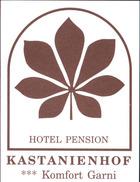 Hotel - Pension Kastanienhof