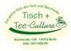 Teeladen Tisch + Tee-Culture
