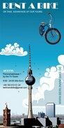Berlin and Bike