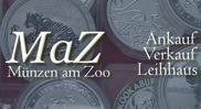 Münzen am Zoo