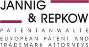 JANNIG & REPKOW –  Deutsche und Europäische Patentanwälte, Berlin und Augsburg