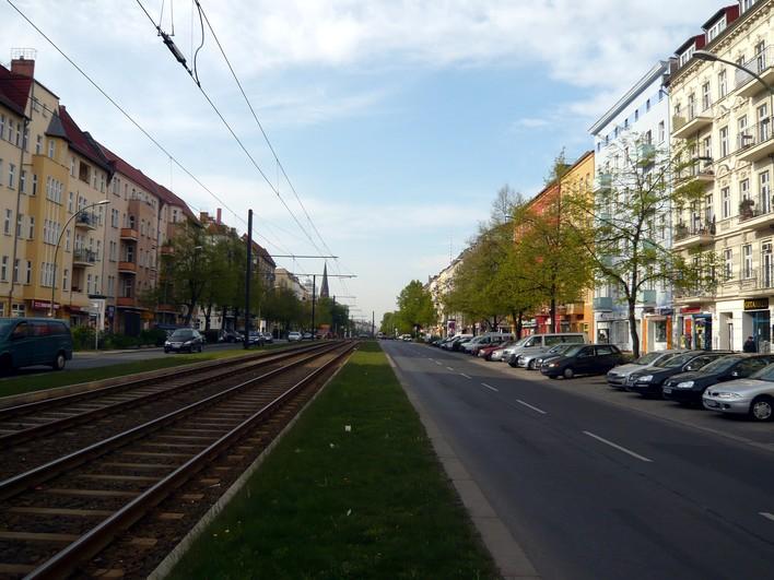 Prenzlauer Allee 187 Berlin