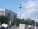 Karl-Marx-Allee in Richtung Alexanderplatz