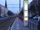 Tram-Haltestelle Marienburger Straße